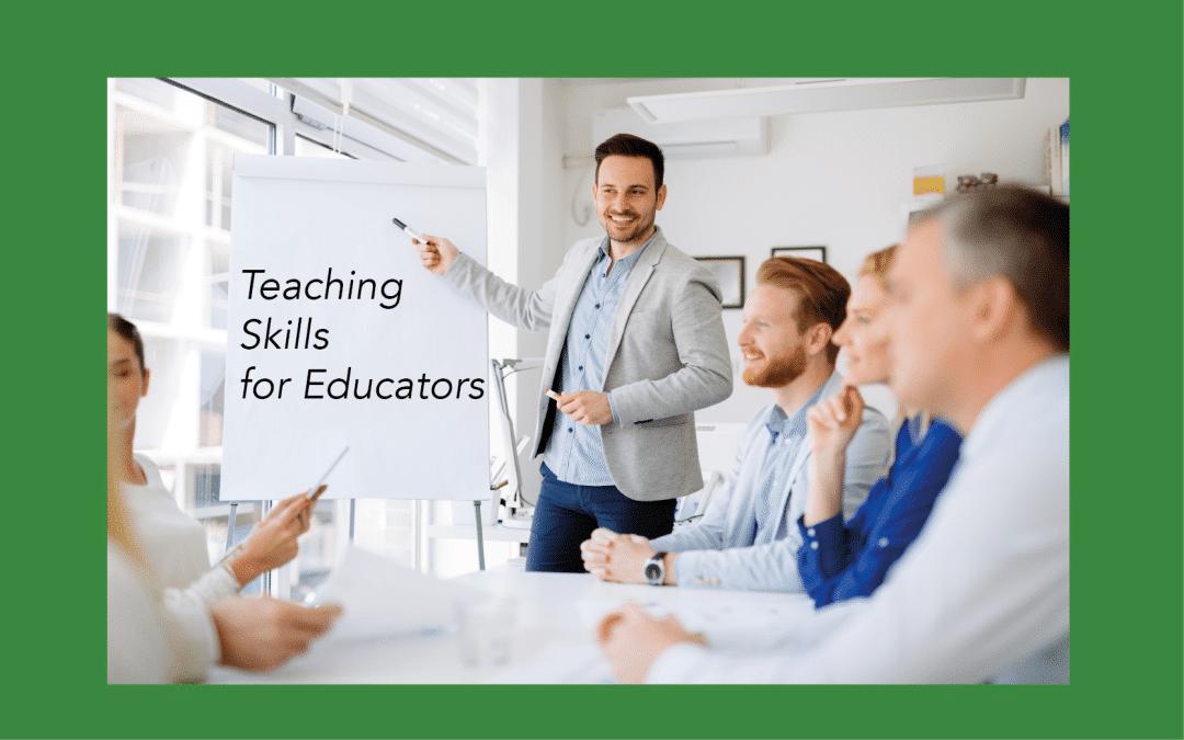 Diploma in Teaching Skills for Educators