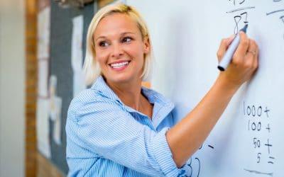 Secondary school teachers