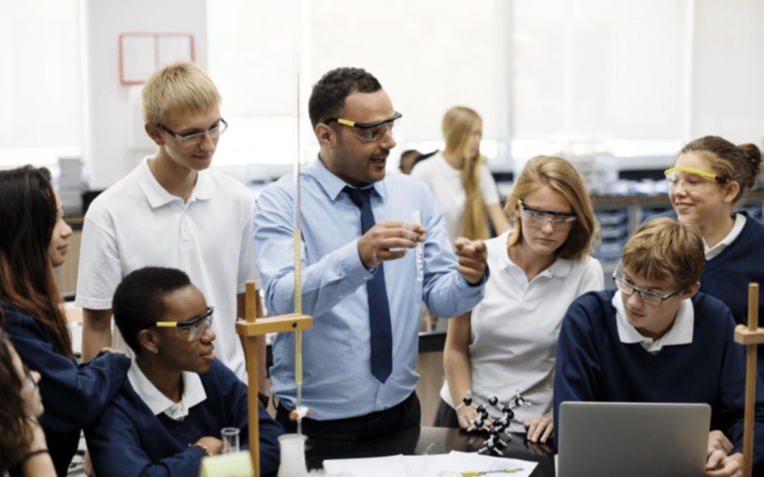 STEM subject teachers – shortage
