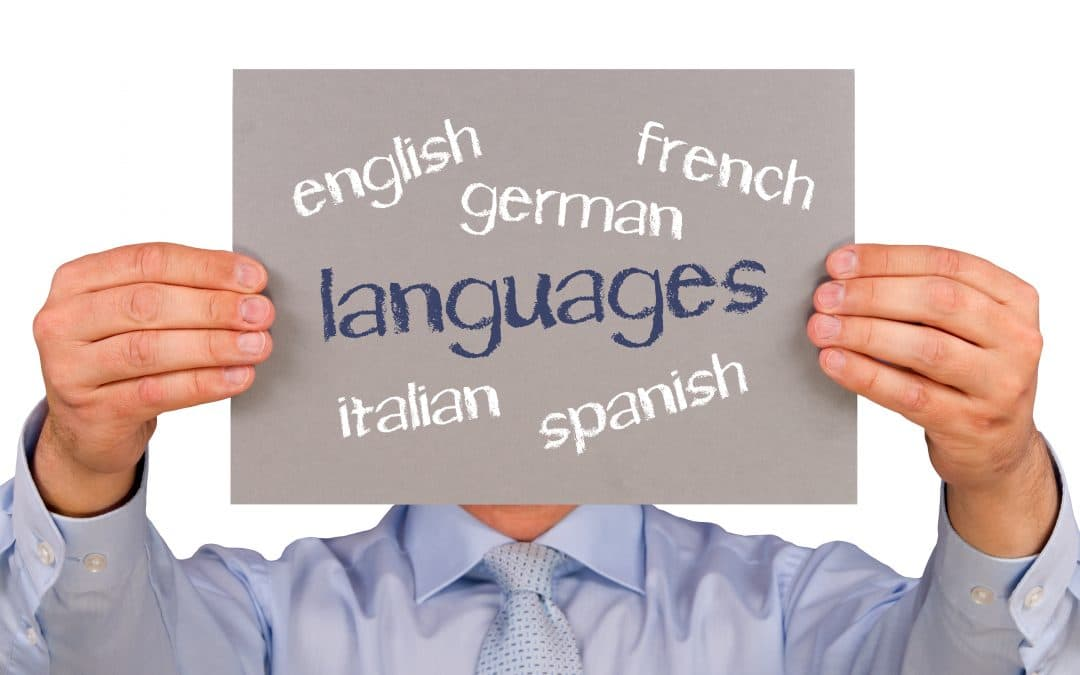 Today is European Day of Languages